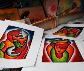 Lekki Arts and Crafts Market Experience