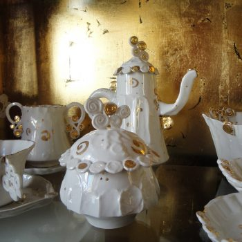 Learn the art of Slovenian porcelain making