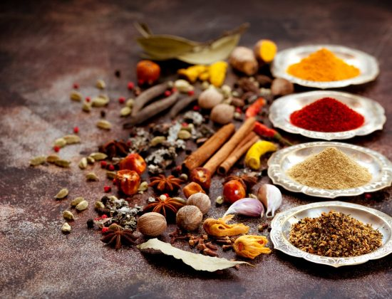 Indian Spices with Shirley